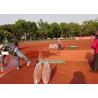 China Anti-UV Stadium School Prefabricated Recycled Rubber Flooring For 400 Meter Standard wholesale
