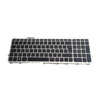 China Customize Internal Silver Frame Backlit Laptop Keyboard For HP Envy 15-J000 on sale