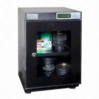 China Camera Storage Cabinet for Home Use, with LED Display and Humidity Control, RoHS-certified wholesale