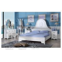 White color mediterranean style bedroom furniture home for Mediterranean style bedroom furniture