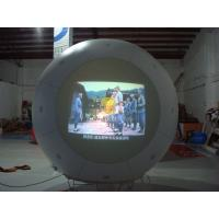 China Giant 0.2mm PVC Projection Inflatable Helium Balloon for Political events wholesale