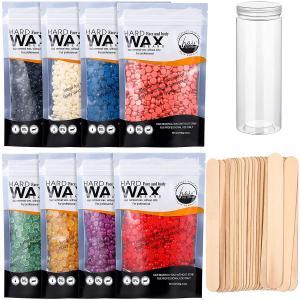 China 15 Farben Painless Depilatory Hard Wax Beads Haarentfernung 100g/3.5 OZ 15 Farben Hartwachsbohne wholesale