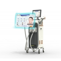 China Nubway 12*12mm Spot Size 3000w Diode Laser Hair Removal Machine wholesale