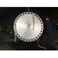 China Forged DIN2527 PN6-PN100 Stainless Steel  ASTM  A182 F304 304L 309H 310H 316 316L 317 317L 321 347L Blind flange bl flan on sale