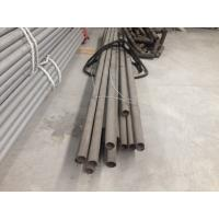 China UNS32760 / UNSS31500 Duplex Stainless Steel Pipe ASTM ASME Duplex SS Tube wholesale