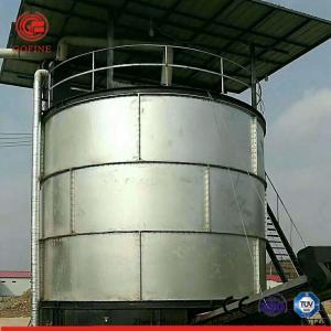 China Space Saving Compost Fertilizer Production , Animal Manure Aerobic Fermentation Equipment on sale