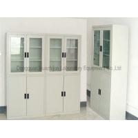 China Chemistry Laboratory Storage Cabinets Removable Alkali Resistant SGS Approved on sale