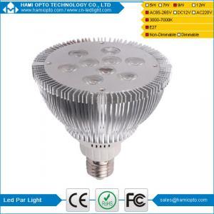 China High power LED par38 led spotlight E27 led par38 9W wholesale