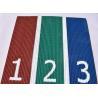 China IAAF certifited standard stadium run track sports rubber flooring wholesale