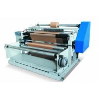 China Professional PP Non Woven Fabric Machine Horizontal Slitting Machine 2.2kw Power on sale