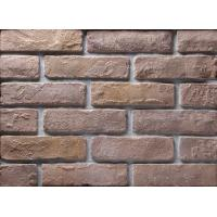 China Type A  series,Fire clay brick ,thin veneer decoration wall brick, antique texture clay bricks for building wholesale