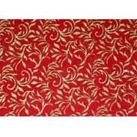 China Red 12mm Acoustic Absorber Panels , Acoustic Panels for Home wholesale