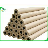 Buy cheap 24 Inch Bond CAD Tracing Plotter Paper Roll With 150 Meters Length from wholesalers