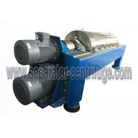 China Decanter Liquid - Liquid - Solid 3 Phase Centrifuge for Kitchen Waste Oil Separation on sale