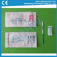 China High sensitive urine hcg pregnancy test strip for sale wholesale