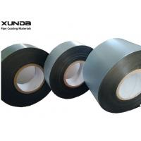 China Pipeline Fitting Joint Wrap Tape Black Color Conformable To Irregular Shapes wholesale
