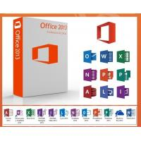 China 100% Online Authorization Microsoft Office 2013 Key Code Pro Plus 2 GB For 64 Bit on sale