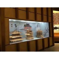 China Transparent Seamless Lcd Video Wall With Controller 55 Inch High Brightness wholesale