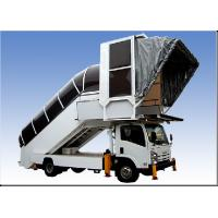 Buy cheap Aviation Aircraft Stairs With Passengers And Cargo 15 Meter Turning Radius from wholesalers