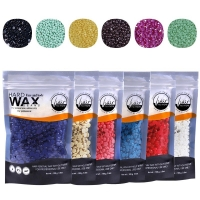 China Ready-to-Ship 100g Hard Waxing Beans Entire Body Hair Removal wholesale