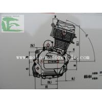 Four stroke air cooled motorcycle quality four stroke for High torque air motor