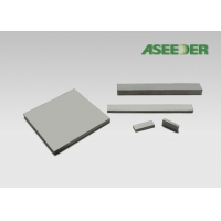 Buy cheap API Metal Color ZY15X Tungsten Carbide Plates 89.0HRA from wholesalers