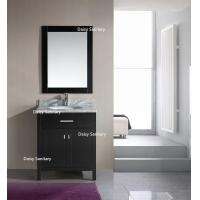 China European Style Modern Vanity Set , Safe And Integrate Modern Single Sink Vanity wholesale