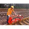 China Railway Equipment NCM - 4 type Internal Combustion Switch Railway Grinder wholesale