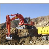 Buy cheap Large 250KW 6000V Hydraulic Excavator With Diesel Engine / Electric Power from wholesalers