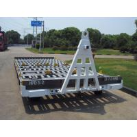 China 3600 Kg Container Pallet Dolly 520 Millimeter Height High Loading Capacity wholesale
