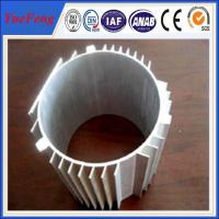 China Fantastic Extrusion Aluminum Electric Motor Shell Profile from China Manufacturer wholesale