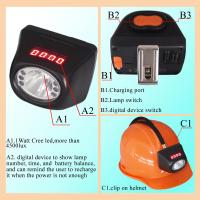 explosion proof coal cordless industrial and mining lamp