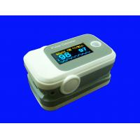 China Fingertip Pulse Oximeter for Baby with Menu Setup System and 2 AAA Batteries wholesale