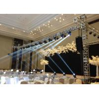 Buy cheap Indoor / Outdoor Square Aluminum Lighting Truss For Stage , OEM Available from wholesalers