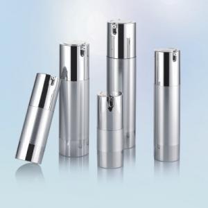China Airless Mist Sprayer Hide Away makeup pump bottle 50ml 80ml 100ml wholesale