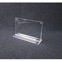China COMER Counter display acrylic display stand leaflet holder for mobile phone tablet for retail stores wholesale