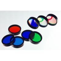 Buy cheap Security Camera Optical Filters 780NM Infrared Ir Longpass Tpye SGS Approval from wholesalers