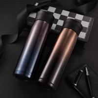 China hot sale High Quality low price  new Top-level  oem/odm Fashion Vacuum Insulated Stainless Steel sport water bottle wholesale