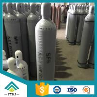 China Sell High Quality 99.995% Sulfur Hexafluoride Gas wholesale