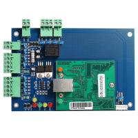 China AC1 ONE DOOR ACCESS CONTROL BOARD TCP/IP CARD READER ACCESS CONTROL wholesale