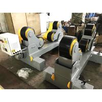 China Digital Display Welding Pipe Rollers for 1 - 1000 mm / min Turning Speed Pipe Welding wholesale