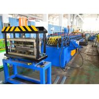Buy cheap 7.5KW Sussman Shelf Box Roll Forming Equipment 18 Steps 3-15 m / Min Speed from wholesalers