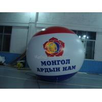 China Waterproof Political Advertising Balloon,Sphere Balloons with Full digital printing wholesale