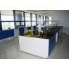 China Durability laboratory worktops with black color , epoxy lab countertops wholesale