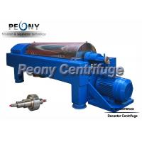 Quality Horizontal Automatic Continuous Oilfield Drilling Mud Centrifuge for sale