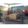 China Automatic Horizontal PU / Sponge Sheet Cutting Machine 25m / Min wholesale