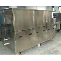 China Large Tank Capacity Ultrasonic Metal Cleaner For Motorcycle / Aircraft Parts wholesale