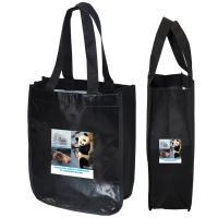 China PP Woven Wine Bags on sale