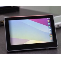 China SIBO 7 Inch Android POE Tablet With RGB LED Light On Top For Statu Indication wholesale