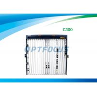 Buy cheap OLT C300 GPON EPON Make Mass FTTx roll-out Easier Class  B+ 20km - 60km from wholesalers